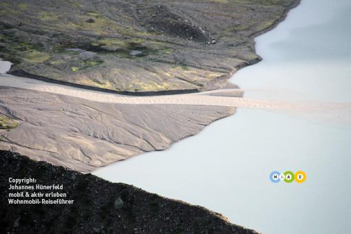 Gletschersee am Sustenpass
