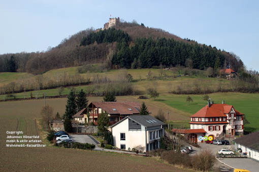 Festung Hohengeroldseck