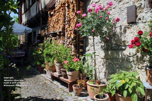 Altstadtstimmung in Horb a. N.