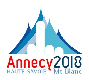 Logo - Annecy 2018 - Doigt