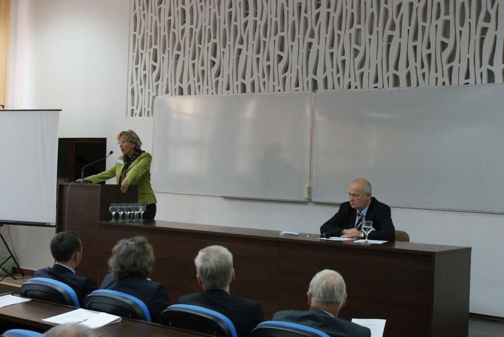 Prof. Dr. Ingrid Neumann-Holzschuh, Vizerektorin, Universität Regensburg