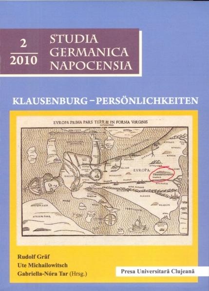 Studia Germanica Band 2/2011