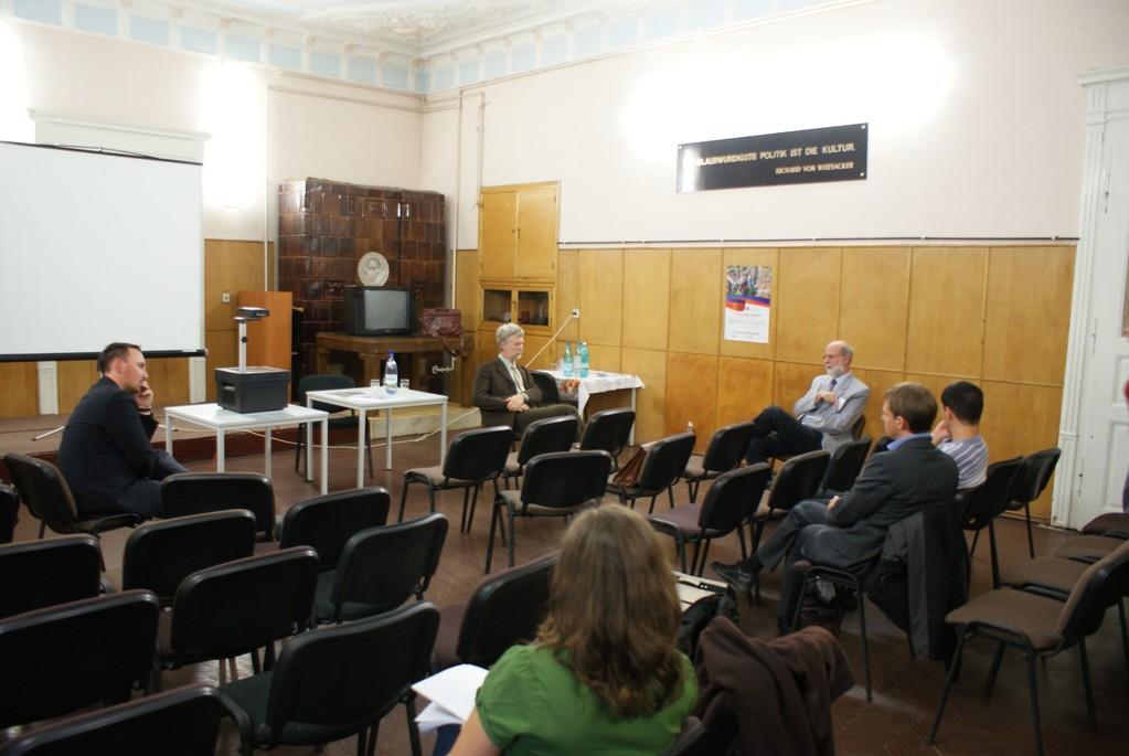 Fachrichtung Naturwissenschaften, Demokratisches Forum der Deutschen