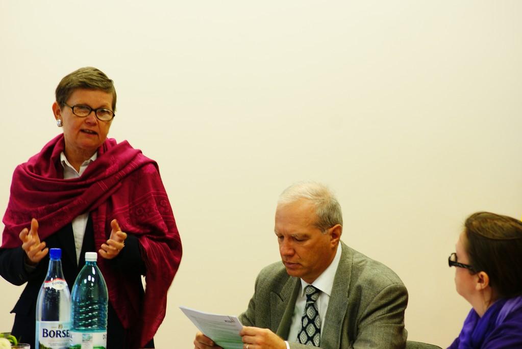 Dr. Gudrun-Liane Ittu und Dr. Constantin Ittu
