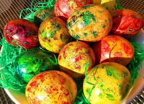Mach mit: Einsendungen zu Osterbräuchen