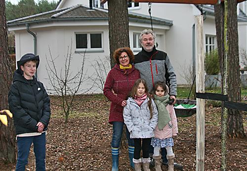 05.12.2020 Der 35. Baum wird schließlich in Borkwalde gesetzt