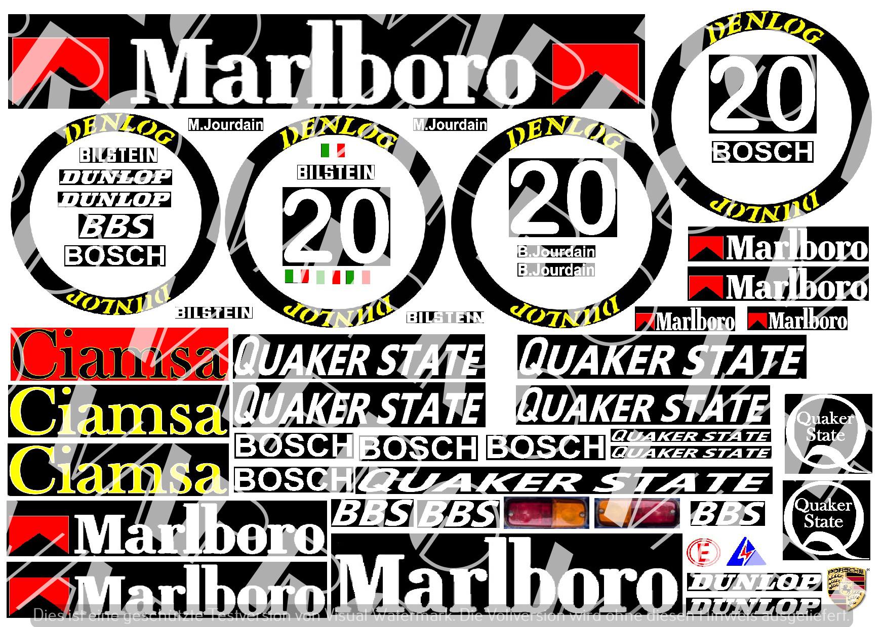 D-163 Black Marlboro