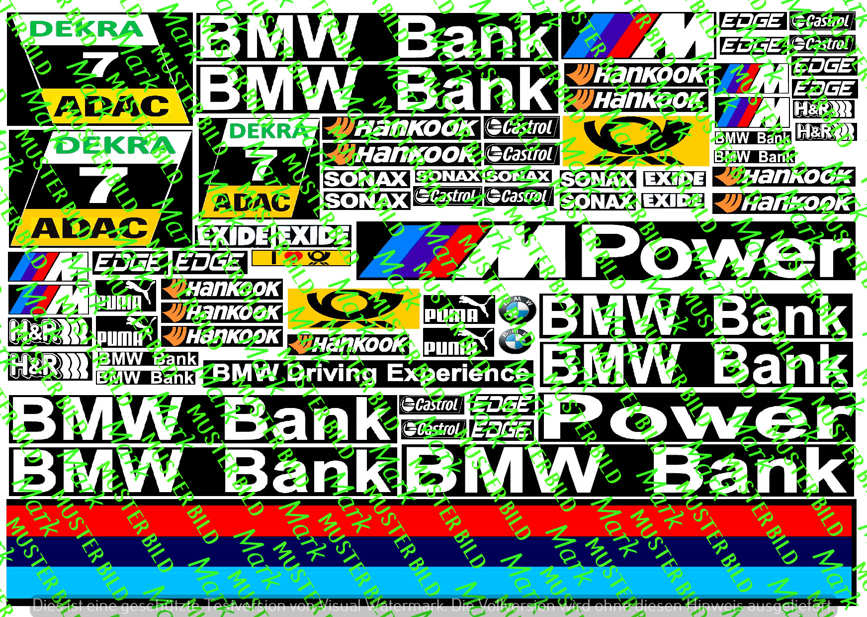 D-162 BMW Black Racing
