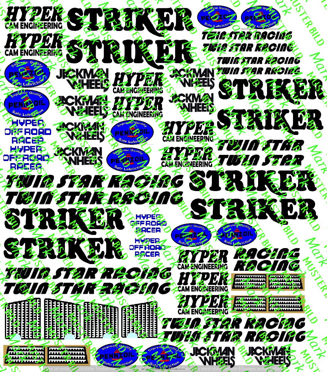 D-153 Teil 2 Tamiya Striker