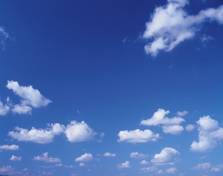 青い空のように・・・