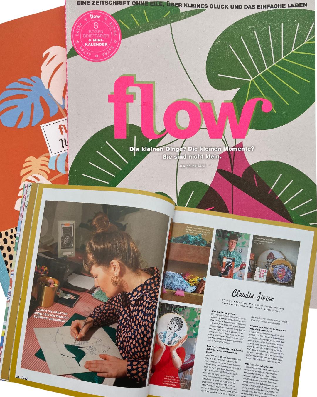 flow Magazin 2021