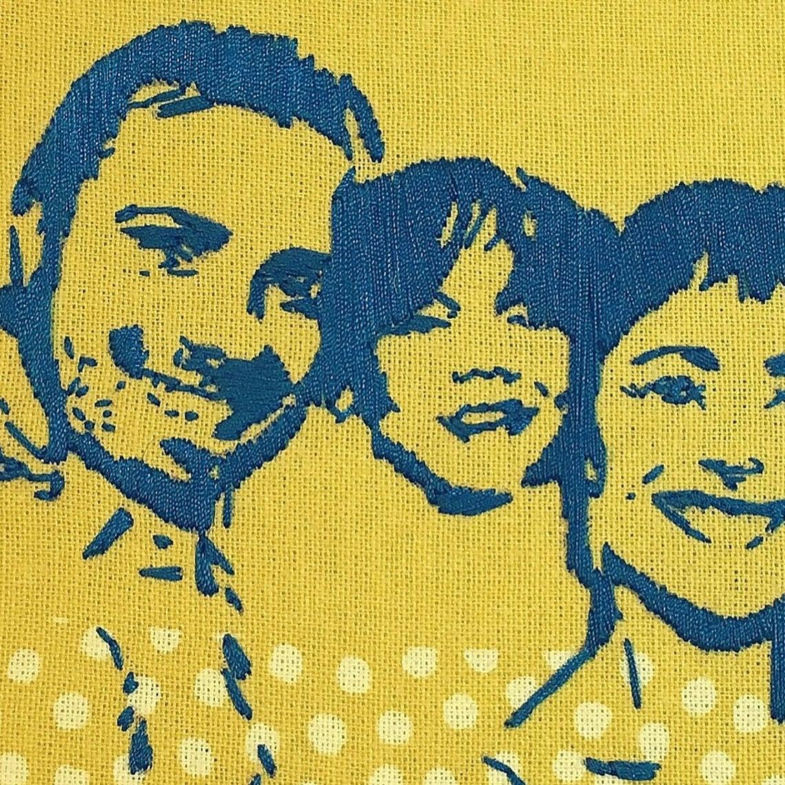 Familienportrait in detail