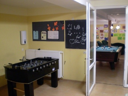 Vorraum zum Jugendcafé