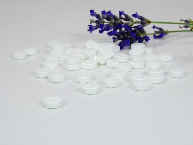 Homöopathische Tabletten