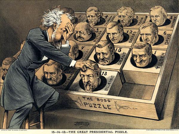 Caricartura politica