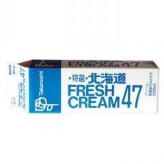 タカナシ乳業北海道フレッシュクリーム