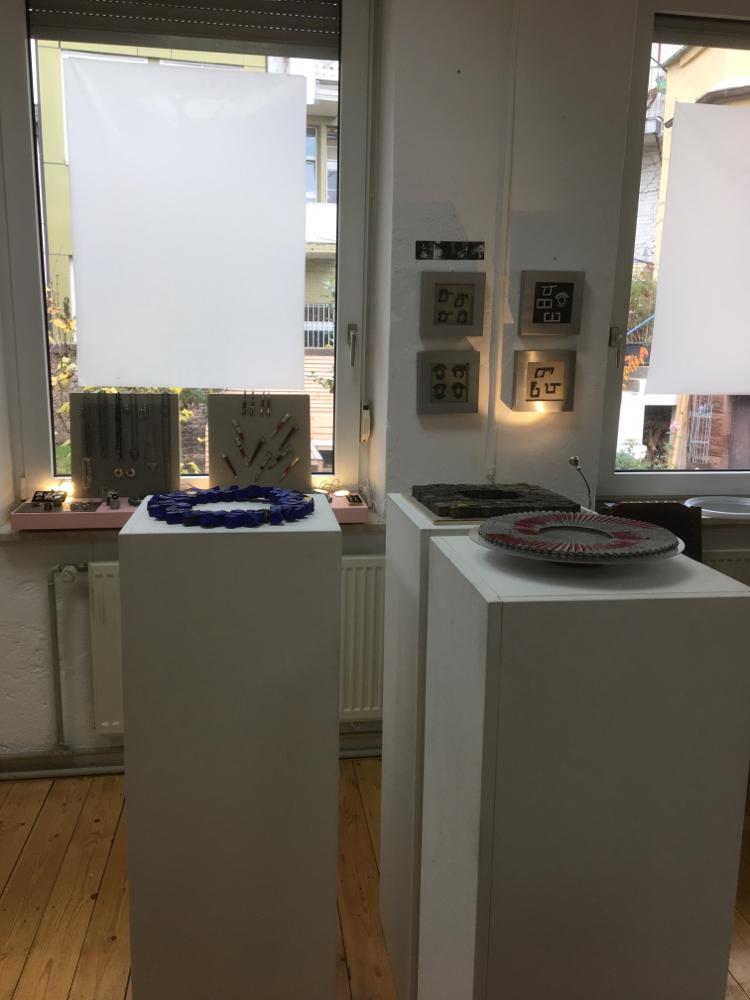 Offene Ateliers am 10.,11.11.2018 bei Anina Gröger