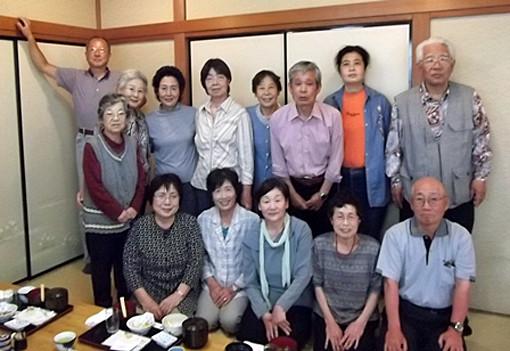 お食事会 2013.05.29 魚河岸料理田沼 柴田さん提供