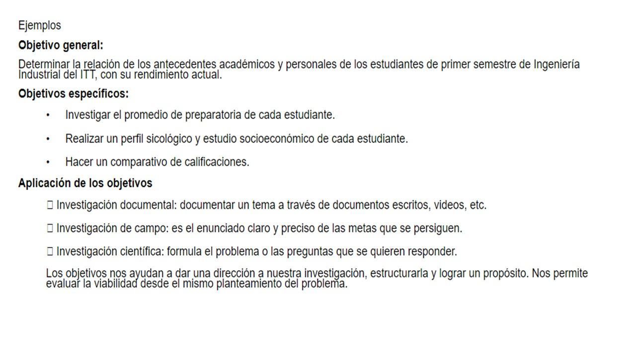Diapositivas: etapas de investigación - Página web de bioscientia