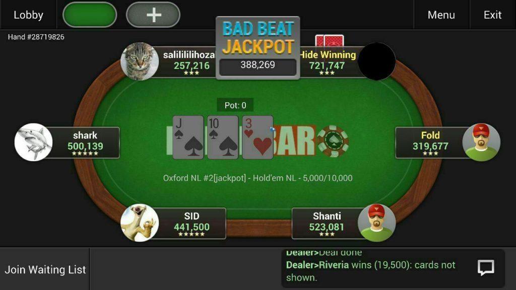 پوکربار  pokerbar