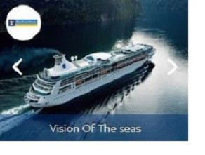 crociera Vision of the Seas da venezia