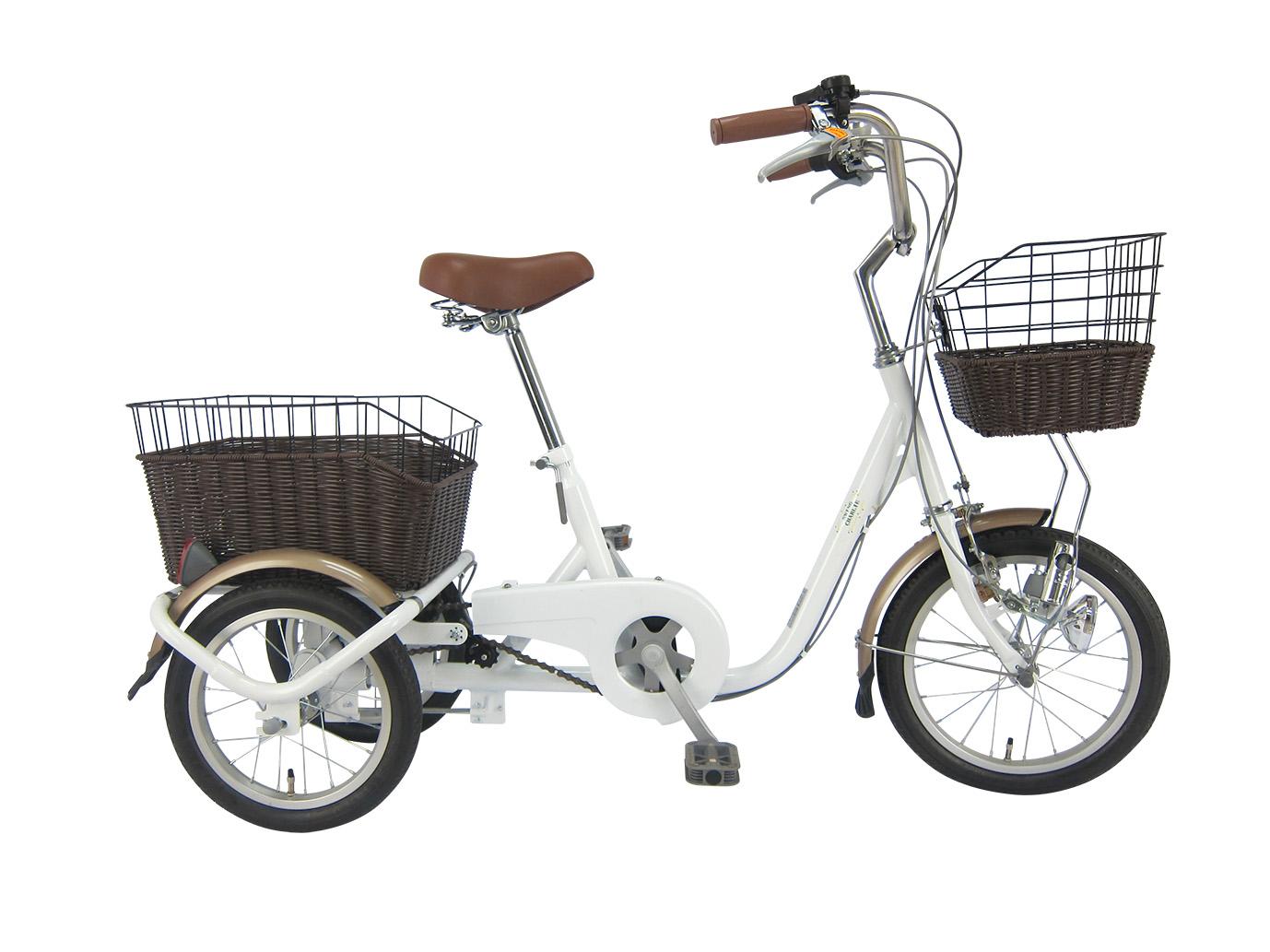 ミムゴ ロータイプ三輪自転車