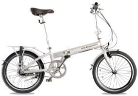 esrマグネシア Pシリーズ folding bike
