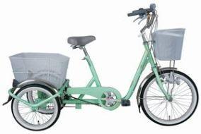 ミムゴ 三輪自転車3段ギアつき
