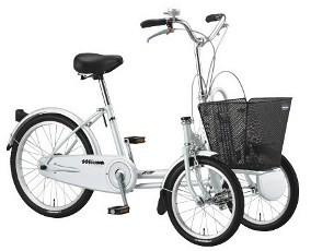三輪自転車 ブリヂストン ミンナ