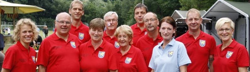 v.l. Martina, Udo, André, Sabine N., Dieter, Sabine D., Frank, Torsten, Mandy, Mirko, Kerstin