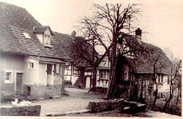 Ehemalige Mühle Kühn in der Friedhofstraße