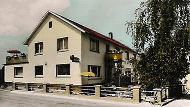 Bäckerei Reichert im Jahre 1965, Foto: Paul Reichert