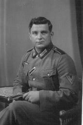 Hermann Zimmer, ca. 1940