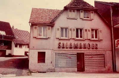 Vor dem Umbau 1984