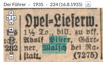 Der Führer 1935