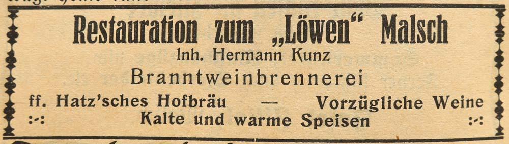 13.5.1925 Löwen