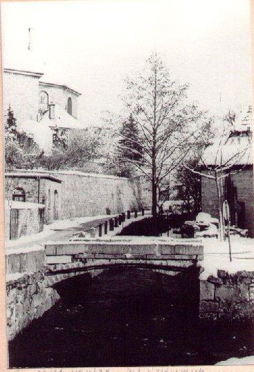 Brücke zur alten Waldprechtsstraße