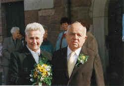 Hedwig und Karl Gräßer