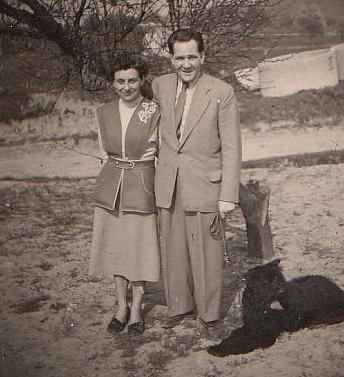 Karl und Trudel Werthwein