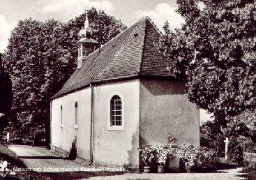 Kapelle St. Peter auf dem Friedhof