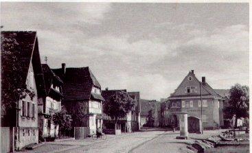 Gasthaus Rössel (später Sparkasse)
