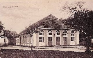 Malscher Festhalle (später Tanzrestaurant Lauinger), Foto: Paul Reichert
