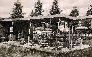 Badgaststätte in den 60iger Jahren