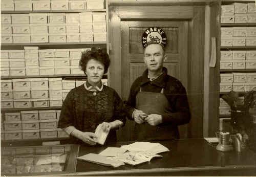die letzten Hirthen-Schusters Franz und Helene Hirth