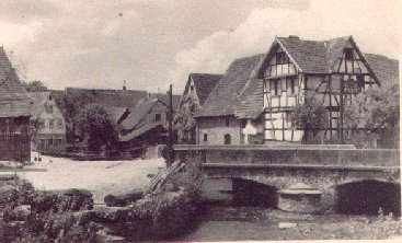 Totenbrücke, Waldprechtsstraße