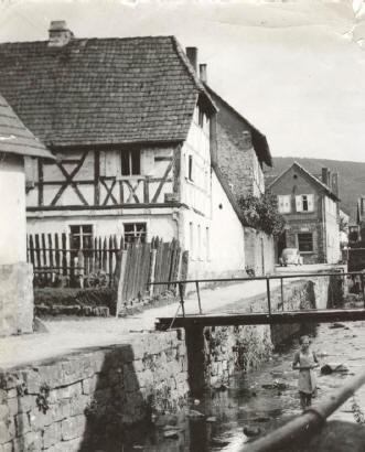 Wohnhaus der Familie Stern
