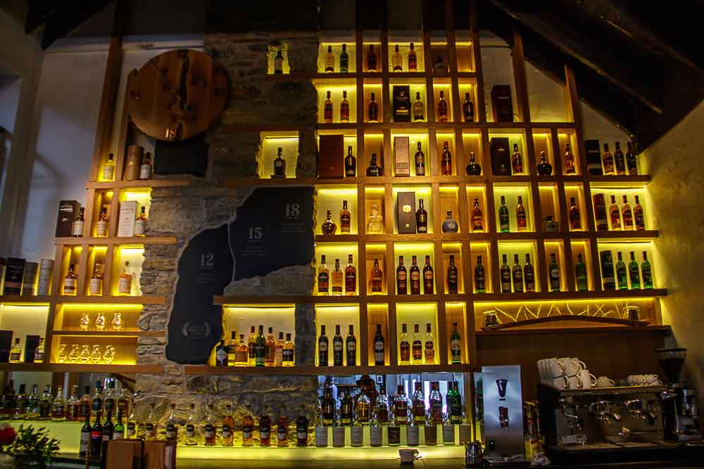 Whisky & Gin travel Scotland