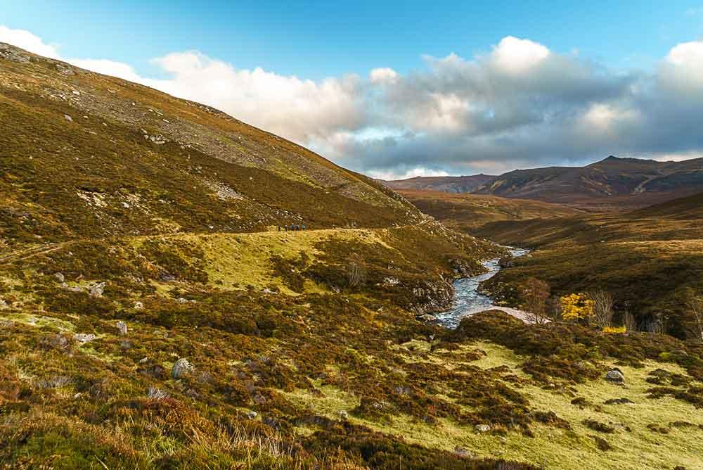 Cairngorm National Park Trekking