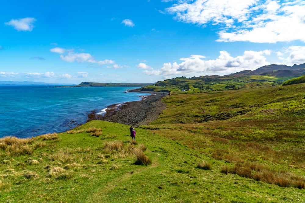 Isle of Skye hiking