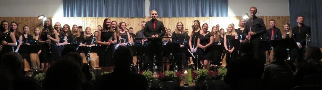 Einladung zum Konzert des 9. Bezirksjugendorchesters